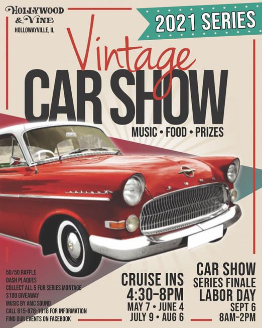 Hollywood & Vine Vintage Car Show