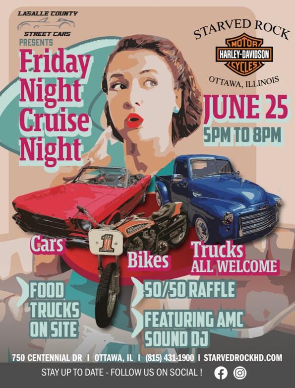 Friday Night Cruise Night