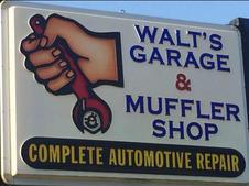 Walt's Garage & Muffler Shop - Buda, IL