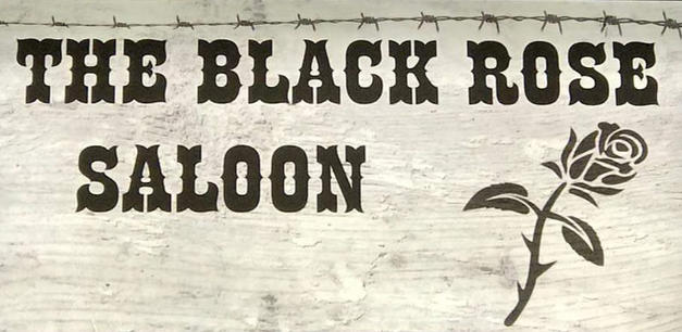 The Black Rose Saloon - Princeton, IL