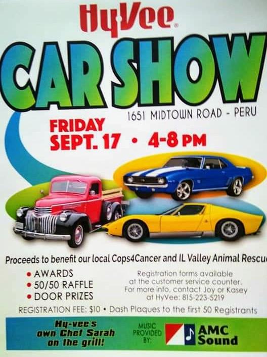 HyVee Car Show