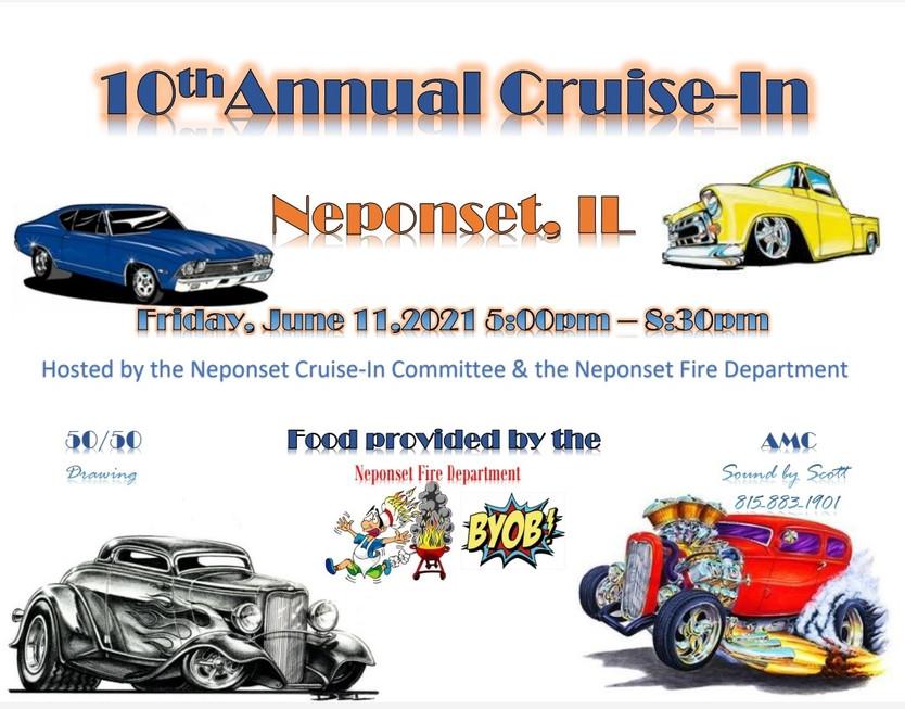 10th Annual Cruise-In