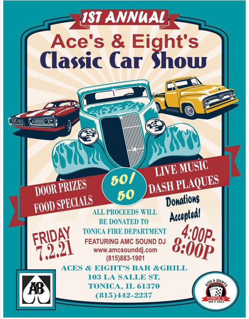 Ace's & Eight's Classic Car Show