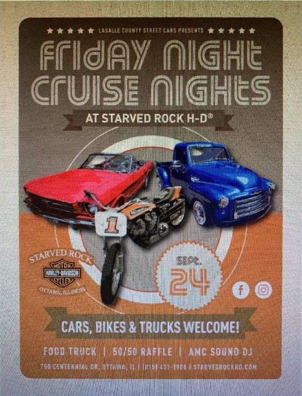 Friday Night Cruise Nights