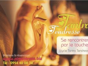 """Stage Tantra Tendresse """"Se rencontrer par le Toucher"""" mars 2019"""