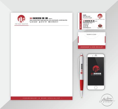 Logo Namecard Letterhead Design