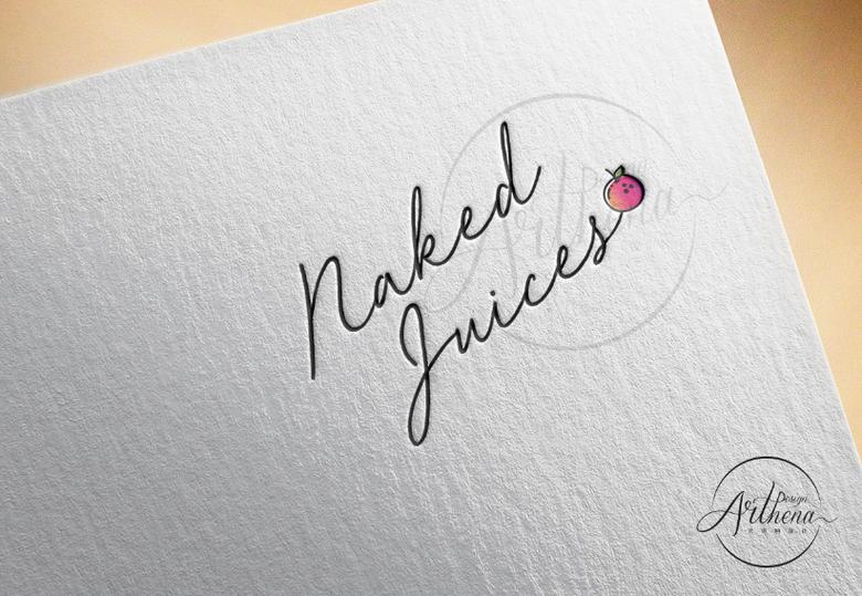 Naked Juices - Logo Design