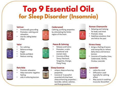 Top Essential Oils To Help With Sleep