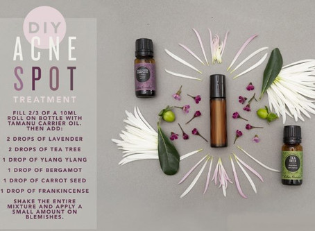 Essential Oils for Skin Issues