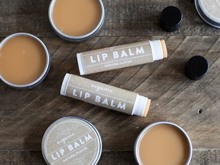 Salve and Lip Balm Recipes