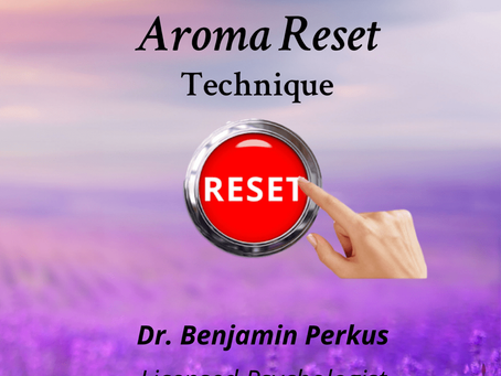 The Aroma Reset Technique