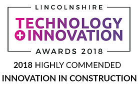 Lincolnshire Tech Awards 2018, Drone Hire, Drone Survey, Roof Inspection, Virtual Tour, Aerial Photography