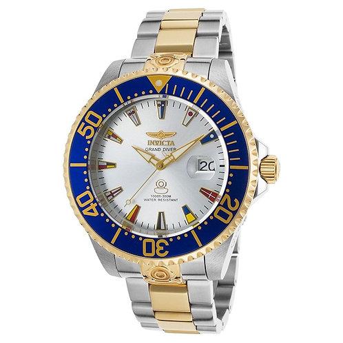 Invicta 21326 Grand Diver Automatic