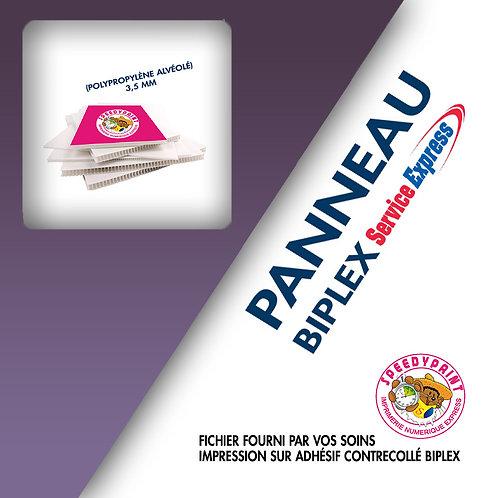 PANNEAU BIPLEX