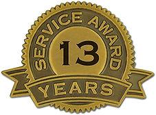 13 years service.jpg