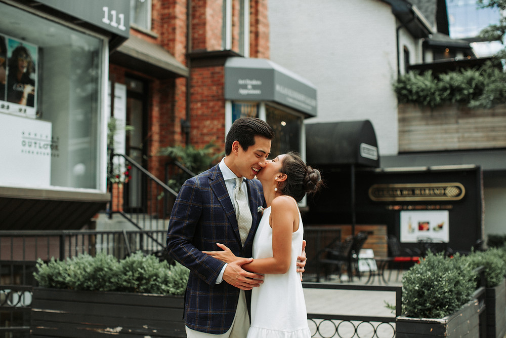 Yorkville wedding