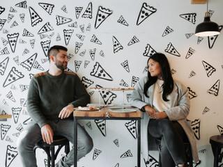 Toronto Pizzeria Engagement | Eric & Elma