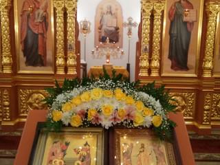 Неделя 25-я по Пятидесятнице, отдание праздника Введения во храм Пресвятой Богородицы