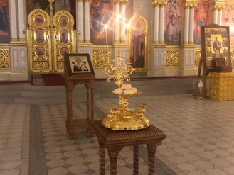 Канун дня памяти Святителя Николая, архиепископа Мир Ликийских, чудотворца