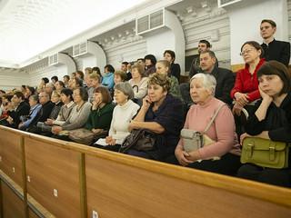Прихожане храма приняли участие в Пименовских чтениях