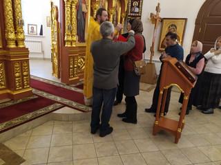 Неделя 33-я по Пятидесятнице, преподобного Евфимия Великого.