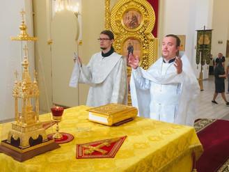 Неделя 11-я по Пятидесятнице, мч. архидиакона Лаврентия