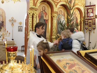Неделя 33-я по Пятидесятнице, отдание Рождества Христова