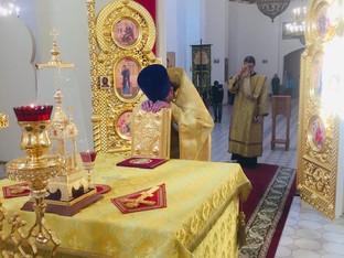 Предпразднство Рождества Пресвятой Богородицы