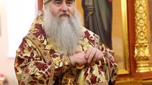 Митрополит Лонгин совершил Великое освящение храма святого Александра Невского и Божественную литург