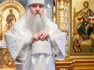 Рождественское послание Митрополита Саратовского и Вольского Лонгина священному клиру, боголюбивым и