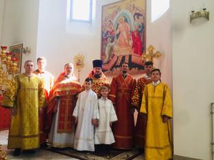 Неделя 2-я по Пасхе, апостола Фомы (Антипасха)