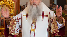 Архиерейское богослужение в день памяти святителя Стефана Великопермского, день поминовения усопших