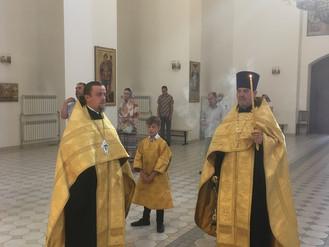 Канун Недели 3-й по Пятидесятнице, прор. Амоса