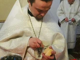 Неделя 33-я по Пятидесятнице.  Божественная Литургия.