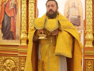 Божественная литургия в Неделю 29 по Пятидесятнице