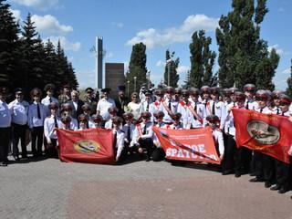 Настоятель храма поздравил выпускников кадетских школ