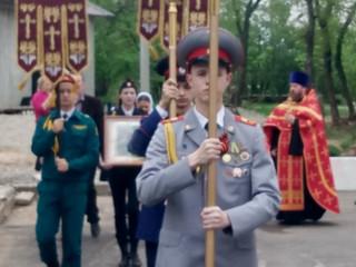Юные кадеты побывали в Музее истории Саратовской митрополии и храме святого Александра Невского