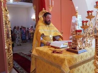 Неделя 7-я по Пятидесятнице, праздник Положения честной ризы Пресвятой Богородицы во Влахерне
