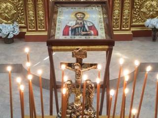 В Саратове молитвенно почтили память погибших бойцов морской пехоты