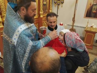 Неделя 20-я по Пятидесятнице,  Покров Пресвятой Владычицы нашей Богородицы и Приснодевы Марии,
