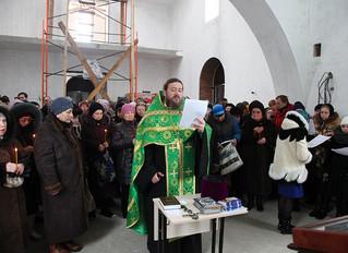Молебен с акафистом в день памяти благоверного князя Александра Невского