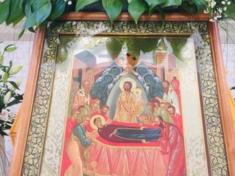 Канун Успения Пресвятой Владычицы нашей Богородицы и Приснодевы Марии