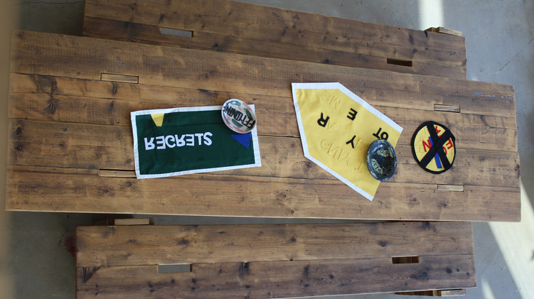 Road Sign Table Mats 1