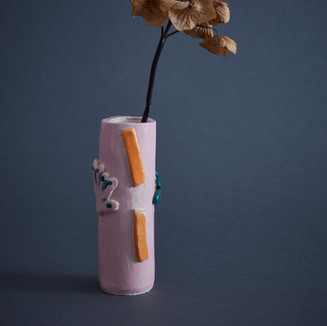 Bird in the hand vase