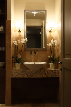 11. Ванная. Квартира в стиле современная классика