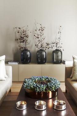 4. Гостиная. Квартира в современном стиле