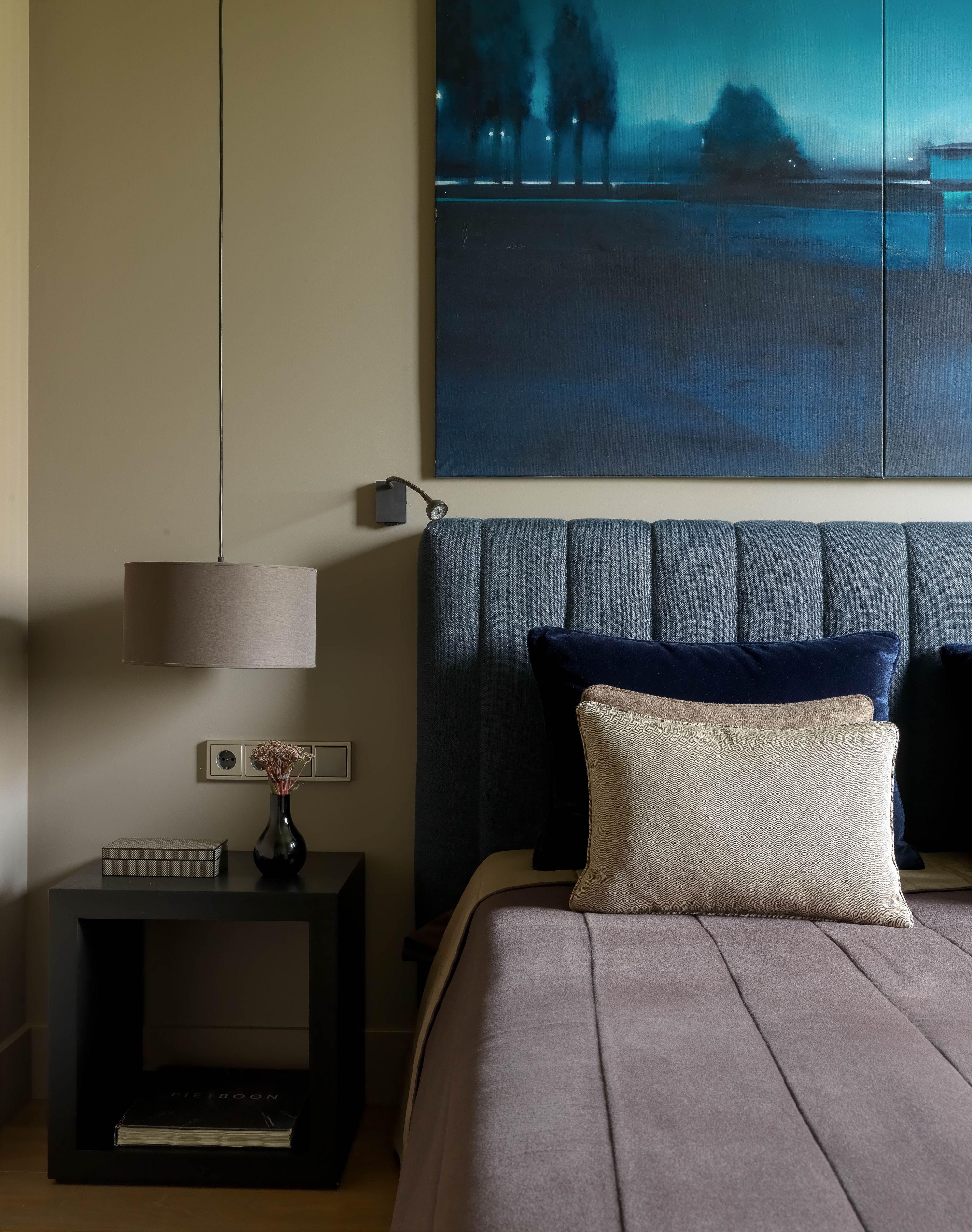 Спальня главная