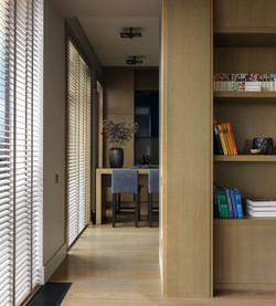 Гостиная и кухня-столовая
