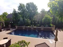 Pool cleaner, pool liner