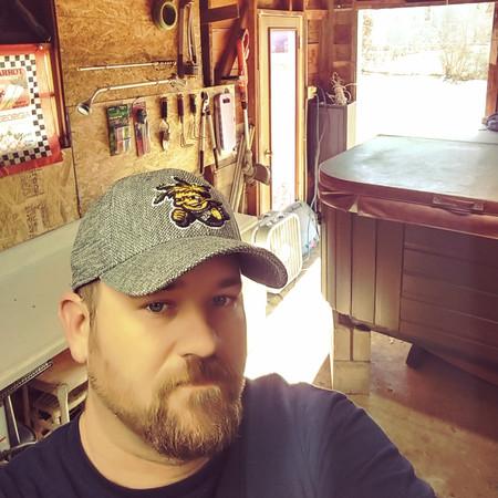 Eric Honeyman's shop